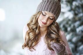 Зимний уход за волосами и кожей головы