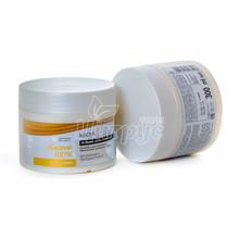 Маска для волос Доктор Санте (Dr. Sante) Жидкий шелк Длина и блеск 300 мл