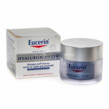 Эуцерин Гиалурон-Филлер (Eucerin Hyaluron-Filler) Крем дневной против морщин для сухой чувствительной кожи 50 мл