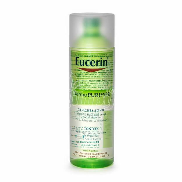 Эуцерин Тоник Дермо Пурифайер (Eucerin DermoPurifyer) Тоник очищающий для проблемной кожи 200 мл