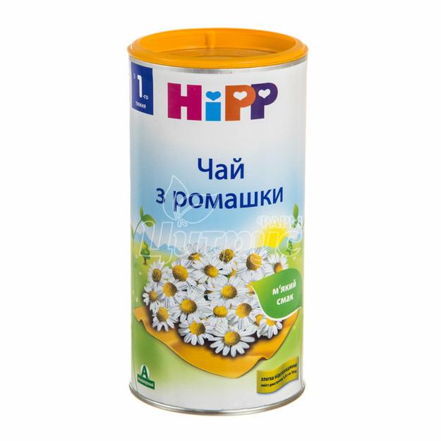 Чай детский Хипп (Hipp) Ромашка с 1 недели 200 г
