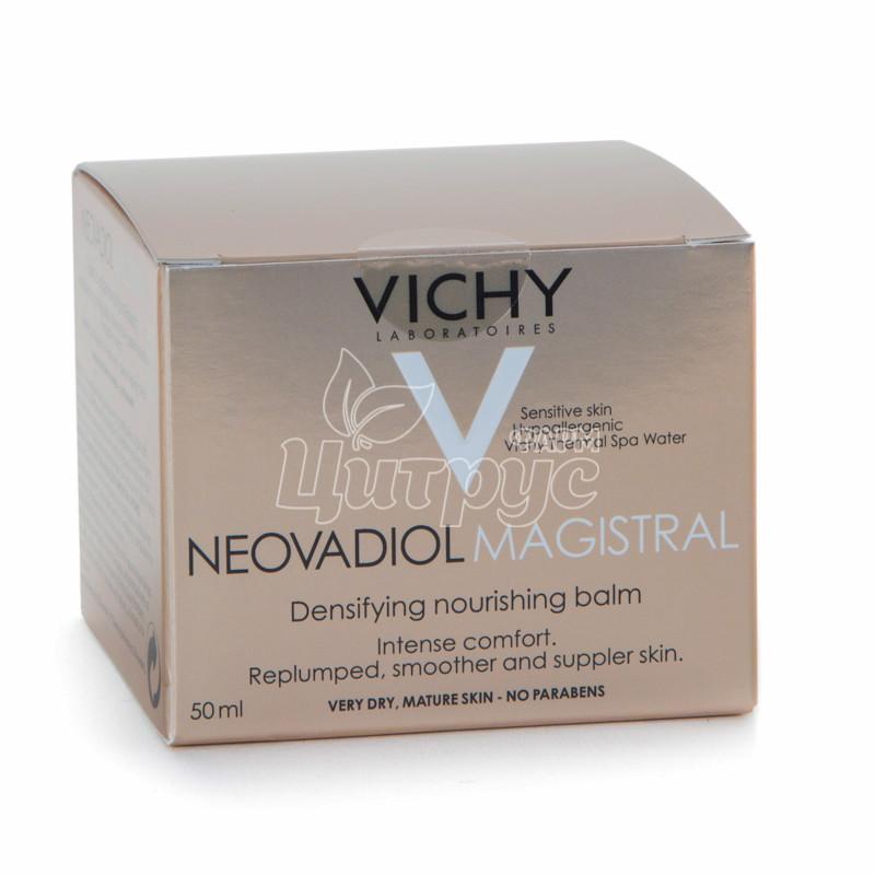 фото 1-1/Виши Неовадиол (Vichy Neovadiol) Бальзам Мажистраль питательный для сухой кожи 50 мл