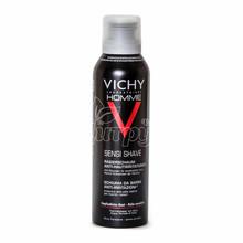 Виши Ом (Vichy Homme) Пена для бритья для чувствительной кожи аерозоль 200 мл