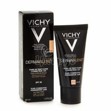 Виши Дермабленд Тон 25 (Vichy Dermablend) Флюид корректирующий матирующий для кожи лица 30 мл