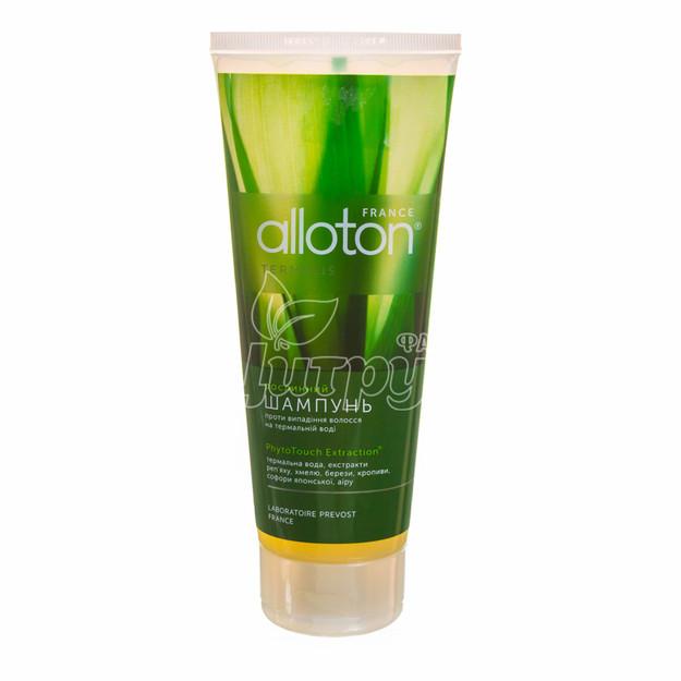 Шампунь для волос Аллотон термалис (Alloton termalis) против выпадения волос 200 мл