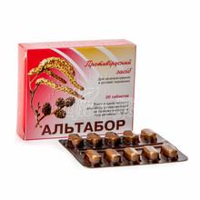 Альтабор таблетки 20 мг 20 штук