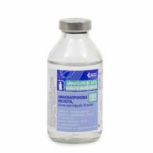 Аминокапроновая кислота раствор для инфузий 5% 100 мл