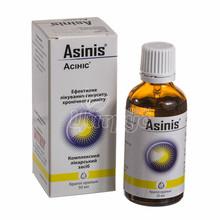 Асинис капли оральные 50 мл