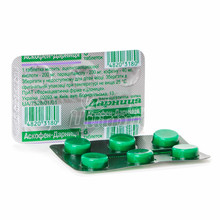 Аскофен-Дарница таблетки 6 штук