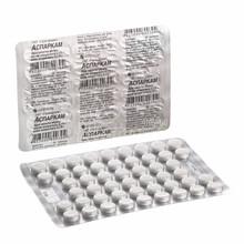 Аспаркам таблетки 50 штук