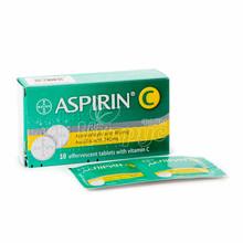Аспирин С таблетки шипучие 10 штук