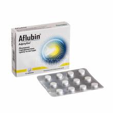 Афлубин таблетки 12 штук