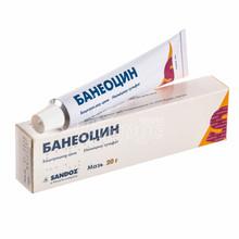 Банеоцин мазь туба 20 г