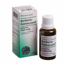 Берберис-гомакорд капли  30 мл