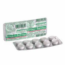 Валидол-Дарница таблетки 60 мг 10 штук