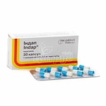 Индап капсулы 2,5 мг 30 штук