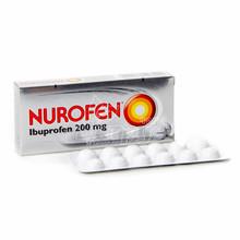 Нурофен таблетки покрытые оболочкой 200 мг 12 штук