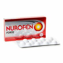 Нурофен форте таблетки покрытые оболочкой 400 мг 12 штук