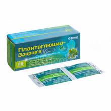 Плантаглюцид-Здоровье гранулы пакет 2 г 25 штук