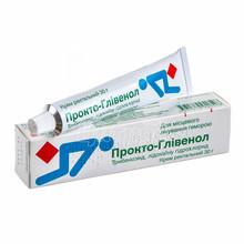 Прокто Гливенол крем ректальный туба 30 г