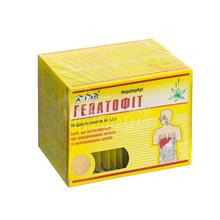 Гепатофит фильтр-пакет 1,5 г 20 штук