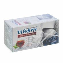 Фиточай Тайфун Экстра Для похудения фильтр-пакеты по 2 г 30 штук