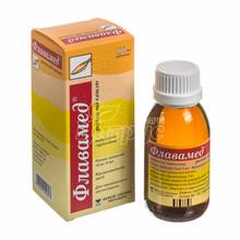 Флавамед раствор от кашля флакон 15 мг/5 мл 100 мл