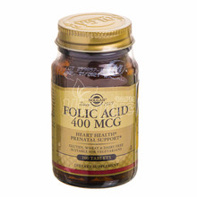 Солгар (Solgar) Фолиевая кислота таблетки 100 штук