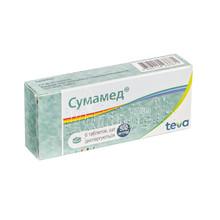 Сумамед таблетки диспергируемые 500 мг 6 штук
