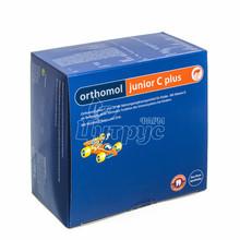 Ортомол Джуниор (Orthomol Junior) Набор жевательные машинки апельсин 30 штук