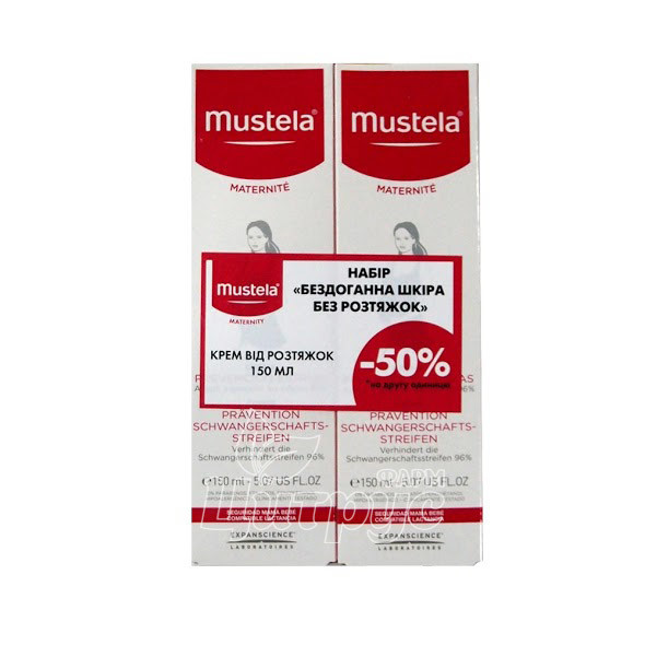 Мустела (Mustela) Набор Безупречная кожа без растяжек