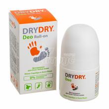 Дезодорант Драй-Драй Део (Dry-dry) для тела 50 мл