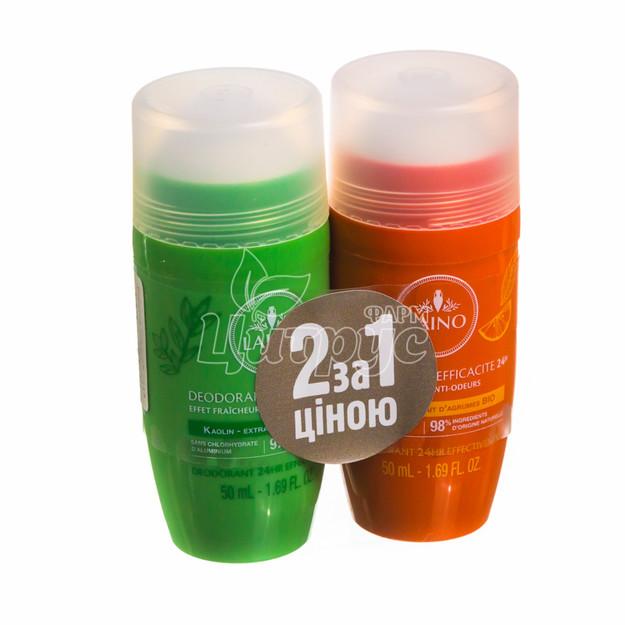 Лено (Laino) Набор дезодорант дуо 2 х 50 мл
