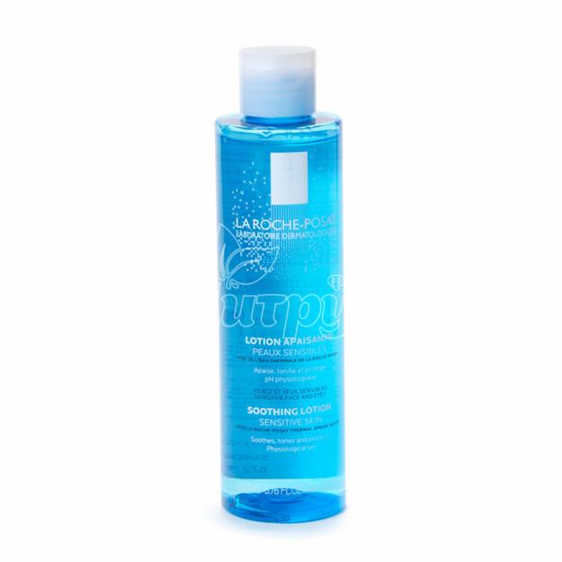 Ля Рош Позе (La Roche Posay) Тоник физиологический для очищения чувствительной кожи лица 200 мл