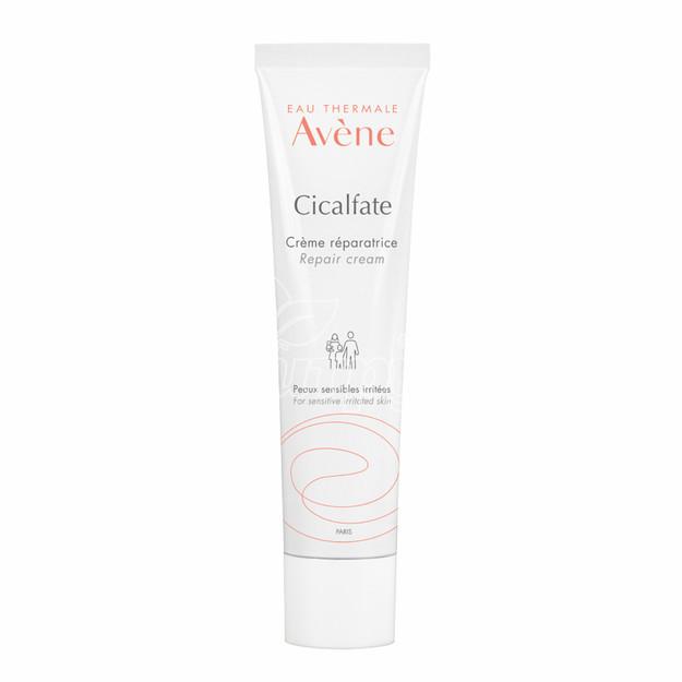 Авен Сикальфат (Avene Cicalfate) Антибактериальный для восстановления поврежденной и раздраженной кожи 40 мл