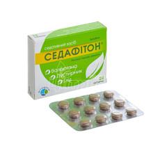 Седафитон таблетки 24 штуки